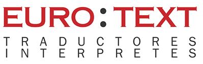 EURO-TEXT. Traductores e intérpretes profesionales Logo
