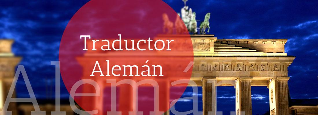 Traductor Aleman