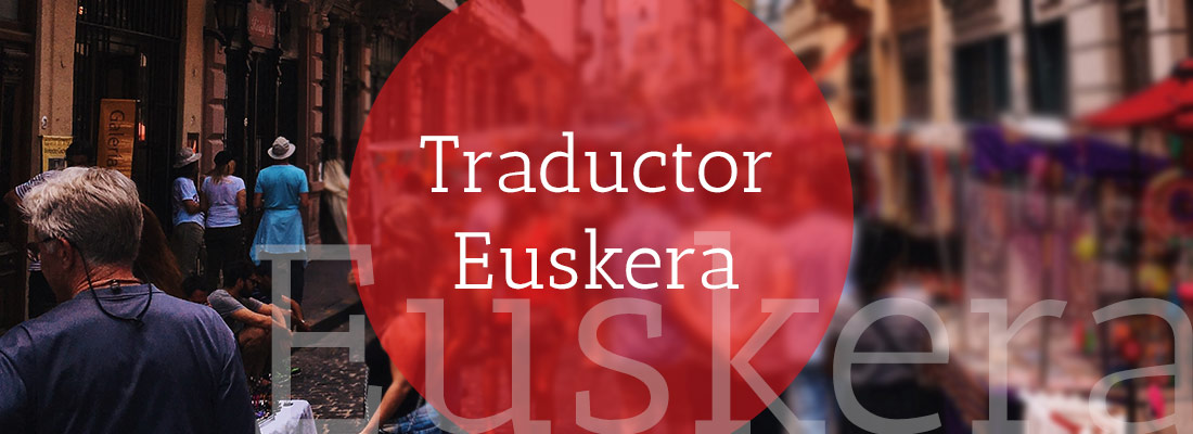 Traductor euskera