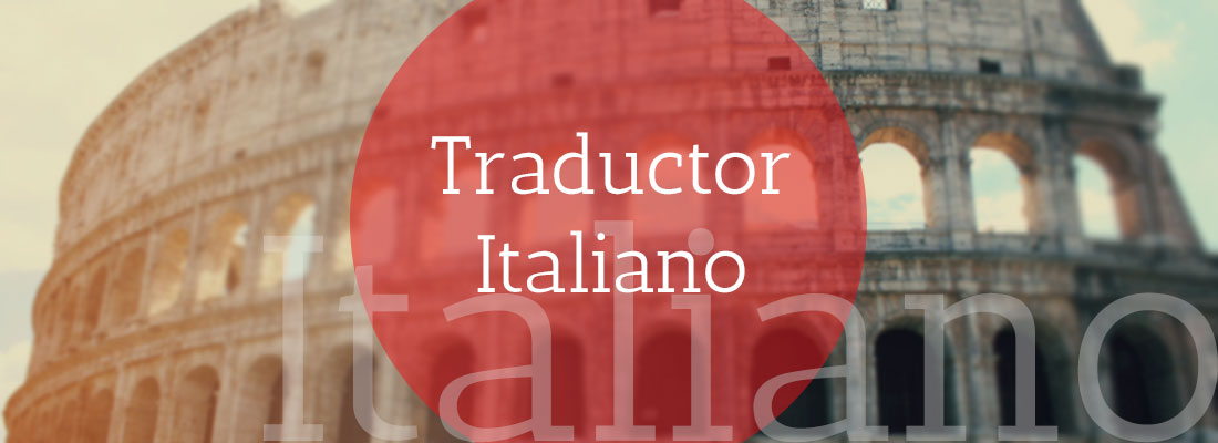 Traductor Italiano